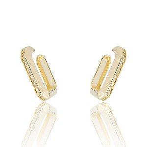 Piercing Ear Hook Cristal