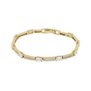 Pulseira Grand Luxury Prata 925