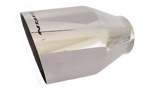Ponteira em Aço Inox Angulada – P006