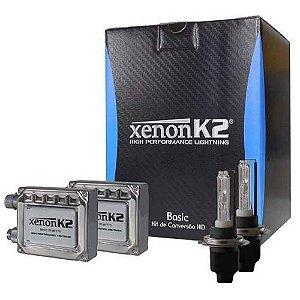 Kit Xenon Basic 4300K - K2On
