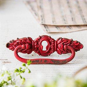 Puxador Vintage Red