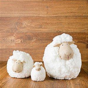 Ovelhinhas Família 3 peças