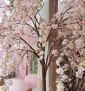Árvore Cerejeira de Páscoa com LED