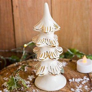 Árvore com Filete em ouro 18 quilates para Mesa