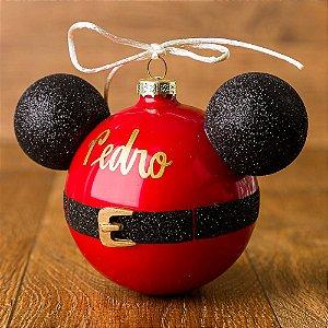 Bola personalizada Disney com cinto