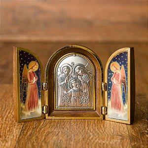 Capela de mão italiana Sagrada Família