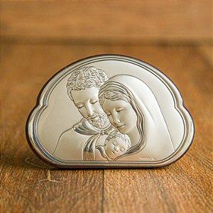 Adorno Italiano Núvem com Sagrada Família