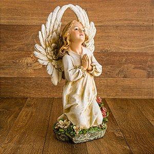 Imagem do Anjo em Oração
