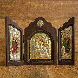 Capela Tripla Grega Nossa Senhora do Perpétuo Socorro