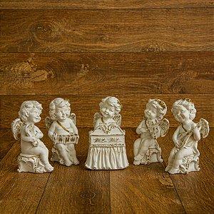 5 Músicos Floret Gold