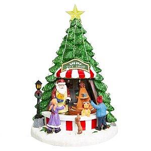 Vila de Natal Toy Shop