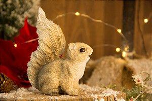 Esquilo Decorativo