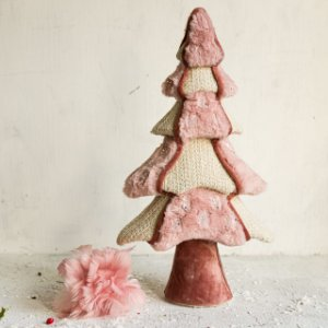 Árvore Decorativa Rosa