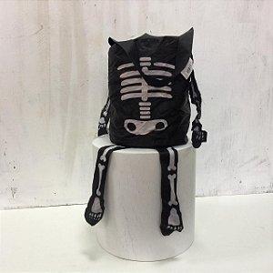Sacolinha de Doces Esqueleto