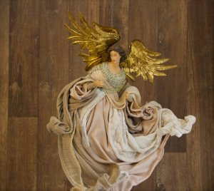 Anjo Decorativo para Pendurar
