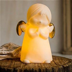 Luminária de Anjinho - Personalizável
