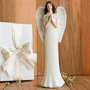 Anjo da Paz Orando