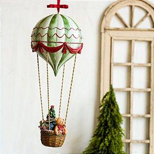 Ursinho no Balão com Presentes