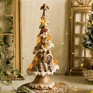 Pinheiro de Natal Anjos