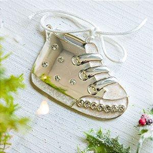 Enfeite Mini Sapatinho Baby