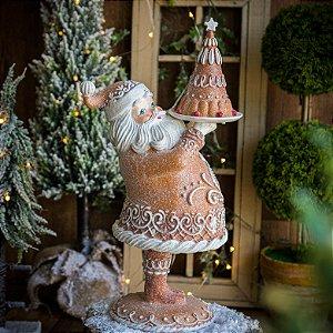 Papai Noel Árvore de Doces