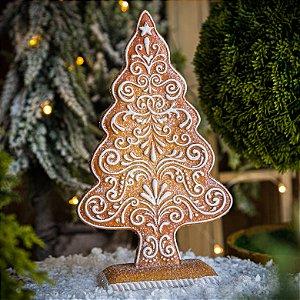 Árvore de Natal Doces Gingerbread