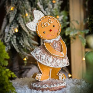 Boneca Gingerbread