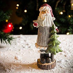Papai Noel Decorativo com Estrelinha🎄
