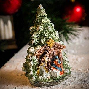 Pinheiro de Natal Sagrada Família