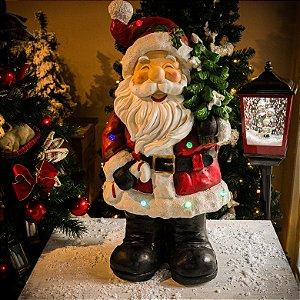 Papai Noel (G) com LED