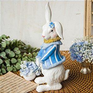 ⚜️ Coelha Ilustritto Maravilhosa Azulzinho ⚜️