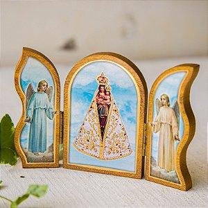 Capela húngara - Nossa Senhora de Nazaré