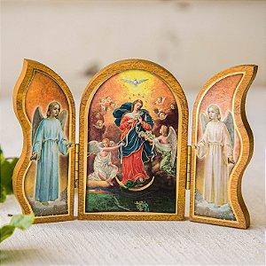 Capela húngara - Nossa Senhora Desatadora dos Nós