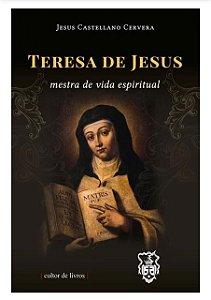 Teresa de Jesus - mestra de vida espiritual   Cultor de Livros (8293)