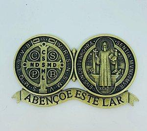 Medalha de Porta São Bento OV (7813)