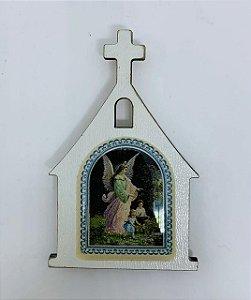 Imã de Geladeira Santuário - Anjo da Guarda (7218)