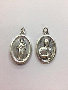 Medalha Italiana Dom Bosco / N. Sra. Auxiliadora (8327)