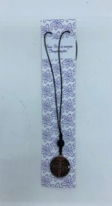 Cordão Medalha de São Bento Resinada (993)