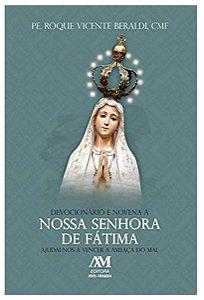 Devocionário e Novena a Nossa Senhora de Fátima (8358)
