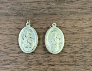 Medalha Italiana São Pedro / São Paulo (8327)
