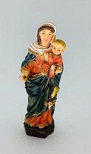 Imagem N. Sra. do Rosário 7cm (5691)