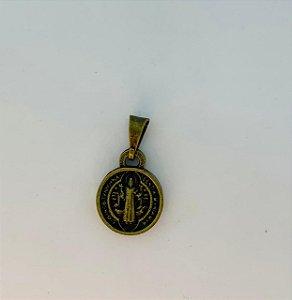 Medalha São Bento mini OV (5157)