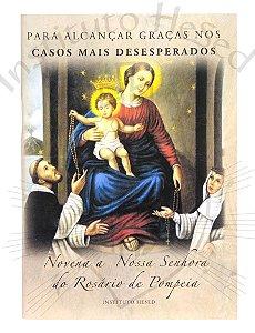 Novena à Santíssima Virgem do Rosário de Pompeia
