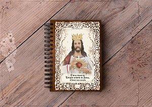 Diário Espiritual de 2020 - Sagrado Coração de Jesus