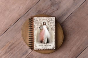 Diário Espiritual de 2020 - Jesus Misericordioso