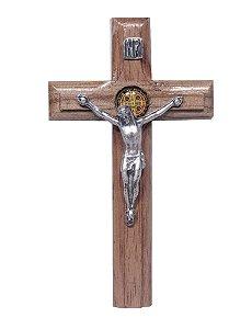 Cruz São Bento Adesiva 9 cm
