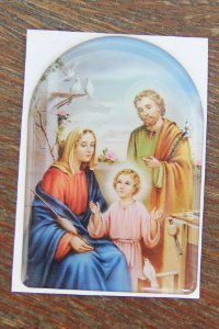 Adesivo Sagrada Família (8032)