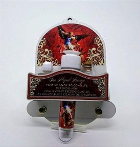 Porta chave com kit sal, água e óleo - São Miguel
