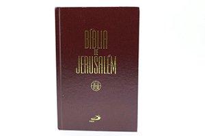 Bíblia de Jerusalém - Capa dura (1218)