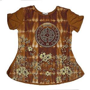 Camiseta babylook bata São Bento